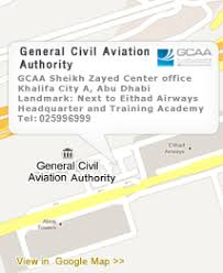 Welcome To Uae General Civil Aviation Authority
