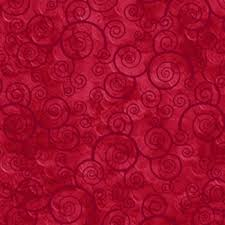 Quilting Treasures Harmony Curly Scroll Red - Melinda's Fabric Shop & Quilting Treasures Harmony Curly Scroll Red Adamdwight.com