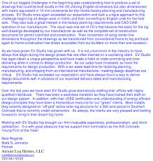 Letter Of Recommendation Mechanical Engineering Letter Of Recommendation For Evstudio Evstudio Architecture