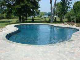simple inground pool designs. simple is sometimes better a basic pool shape will create sense of unity in your backyard designs pinterest shapes and inground t