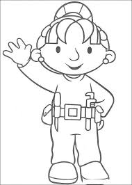 Small Picture Bob the Builder coloring pages 39 Bob the Builder Kids