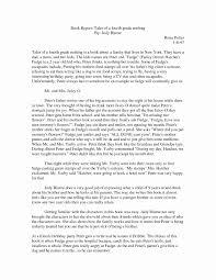 28 Unique Book Report Examples 5th Grade Example Design Template