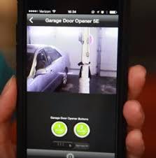 smart garage door openerOur Top Five Picks for Smartphone Wireless Garage Door Openers