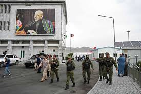 Military will help evacuate americans from the embassy in kabul as the security situation deteriorates across afghanistan, two officials confirmed thursday to fox news. Turkey Determined To Run Kabul Airport Despite Taliban Advances Daily Sabah