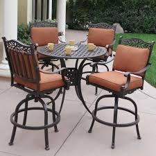 Outdoor Patio Furniture Bar Set