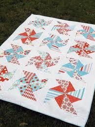 Pinwheels in the Park Free Pattern + Tutorial | Sew Mama Sew & Materials Adamdwight.com