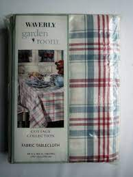 fabric tablecloth 60x102 100 cotton