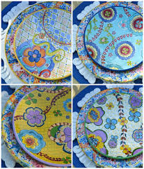 Patterned Dinnerware Stunning At The Table Merisella By Pfaltzgraff Home Is Where The Boat Is