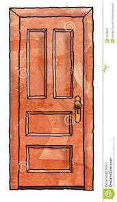 closed door clipart. Wooden Door Clipart 8 Closed