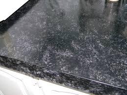 Imitation Granite Countertops Kitchen Faux Black Granite Countertop