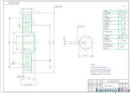 Проект процесса изготовления детали колеса червячного Курсовой проект по дисциплине Технология машиностроения