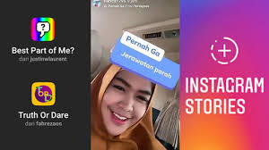 Sebagai media komunikasi berbasis chat, whatsapp memang menawarkan berbagai. 3 Cara Membuat Pertanyaan Lewat Ig Story Dengan Filter Instagram Terbaru Suatekno Id