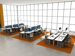 Office workstation desks New Wk101 Wk103 Modern Workstations Modern Workstations Optampro Workstations Los Angeles Crest Office