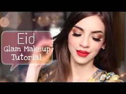 eid glam makeup tutorial marooosha s makeup
