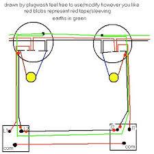 wiring diagrams two way lighting circuits electricstwo wiring Light Wiring Diagram wiring diagrams two way lighting circuits electricstwo lights wiring diagram