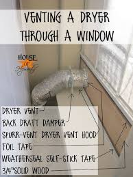 dryer vent situation