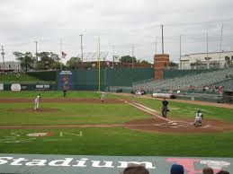 Cooley Law School Stadium Section M Row 11 Seat 4