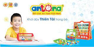 ANTONA - Đồ chơi An toàn Việt Nam - Đồ chơi sơ sinh - Đồ chơi giáo dục
