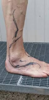 татуировки на щиколотке фото тату на щиколотке