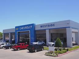 New & Used Chevy Dealership Near Houston, TX - Westside Chevrolet in ...