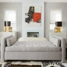 modern daybed. Fine Daybed Modern Sitting Room With Plush Gray Daybed For