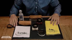 shoe care how to clean your smooth leather shoes art 2