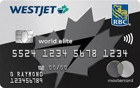 westjet rbc world elite mastercard