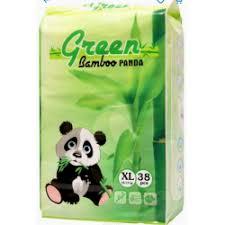 Отзывы о Подгузники-<b>трусики Green Bamboo</b> Panda