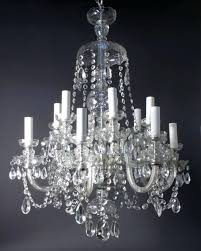 large replacement crystals for chandeliers