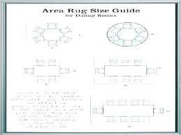 Area Rug Chart Area Rug Dimensions Bloguerosa Com