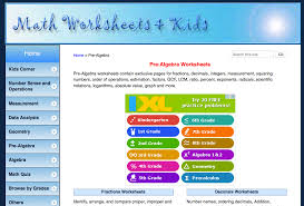 math worksheets kids pre algebra worksheets