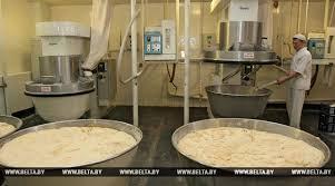 Оршанский хлебозавод в году в раза увеличит выпуск  На предприятии Фото из архива
