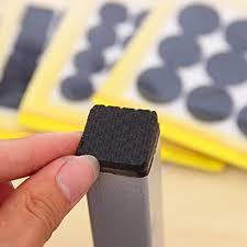 furniture leg pads rubber