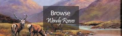 Wendy Reeves Artwork - Enid Hutt Gallery