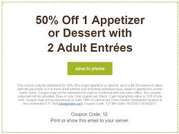 printable coupon 2 entrees on your next olive garden visit and get an appetizer or dessert for half the