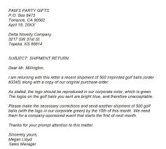 Awesome Collection Of Sample Business Complaint Letter In