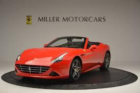 Pre Owned 2016 Ferrari California T For Sale Miller Motorcars Stock F1927a
