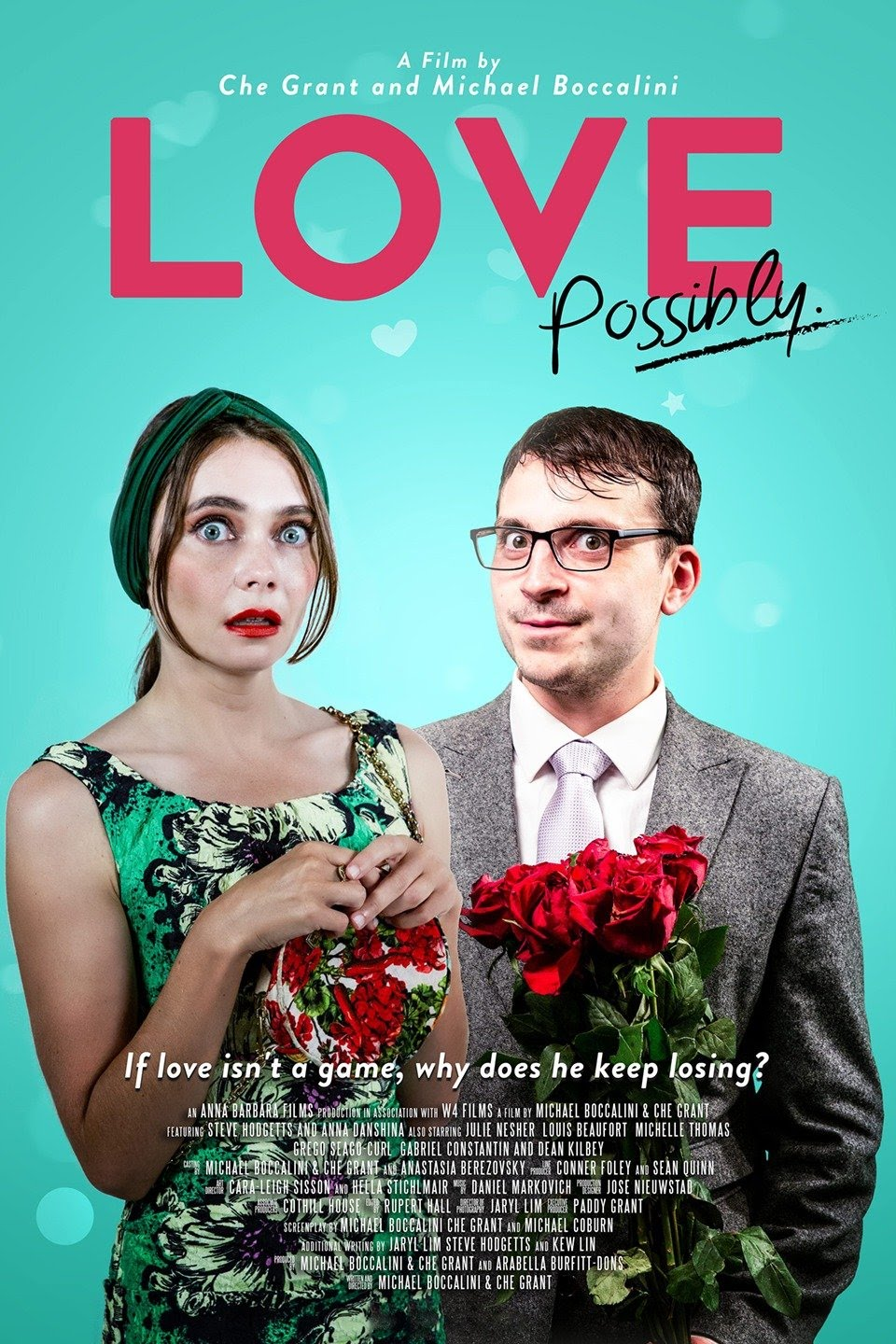 Download Love Possibly (2018) Dual Audio {Hindi (UnOfficial VO) – English ORG} 720p WEB-DL