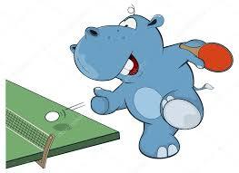Bildergebnis für tischtennis comic bilder