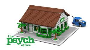 lego home office. Exellent Home The Psych Office Throughout Lego Home E