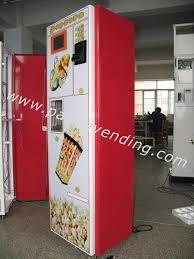 Popcorn Vending Machine Enchanting TR48 High Capacity Popcorn Vending Machine China Trading Company