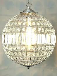 large globe chandelier large globe chandelier bedroom fabulous