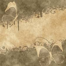 Butterfly Old Vintage Powerpoint Background Available In 900x900