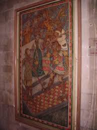 Tapestry Of Light Canterbury File Thomas Beckets Murder On A Tapestry In The Canterbury