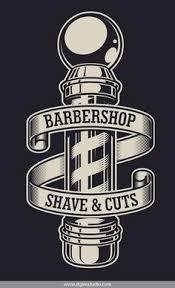 Barber: лучшие изображения (11) | Рисунки, Уход за внешностью ...