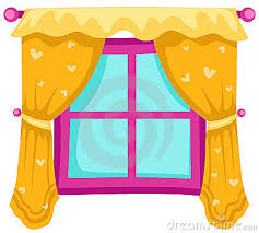 closed window clipart. windows clipart curtain #2 closed window