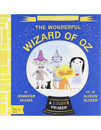 chronicle books baby lit wizard of oz