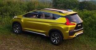 2018 mitsubishi expander. modren 2018 mitsubishi xm concept rear view on 2018 mitsubishi expander b
