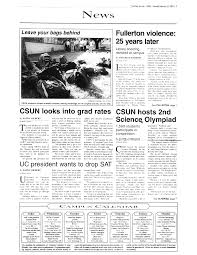 Page 3 - The Daily Sundial - Oviatt Library Digital Collections