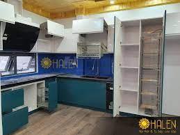 làm tủ bếp tai từ sơn - OHALEN Nội Thất & Tủ Bếp Cao Cấp